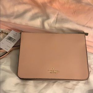 Kate Spade Connie Chain Crossbody Rosycheeks color
